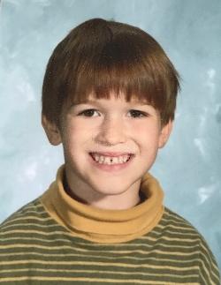 Zebedee at age 5