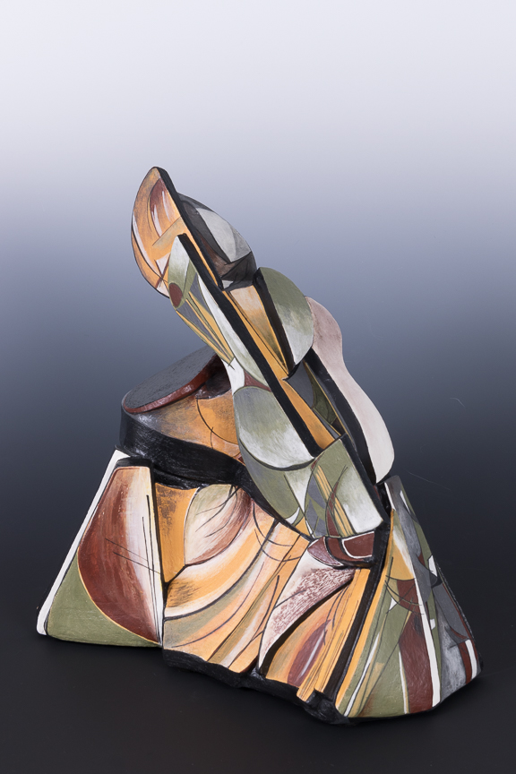 All That Jazz: Ode to Marcel Duchamp - left side