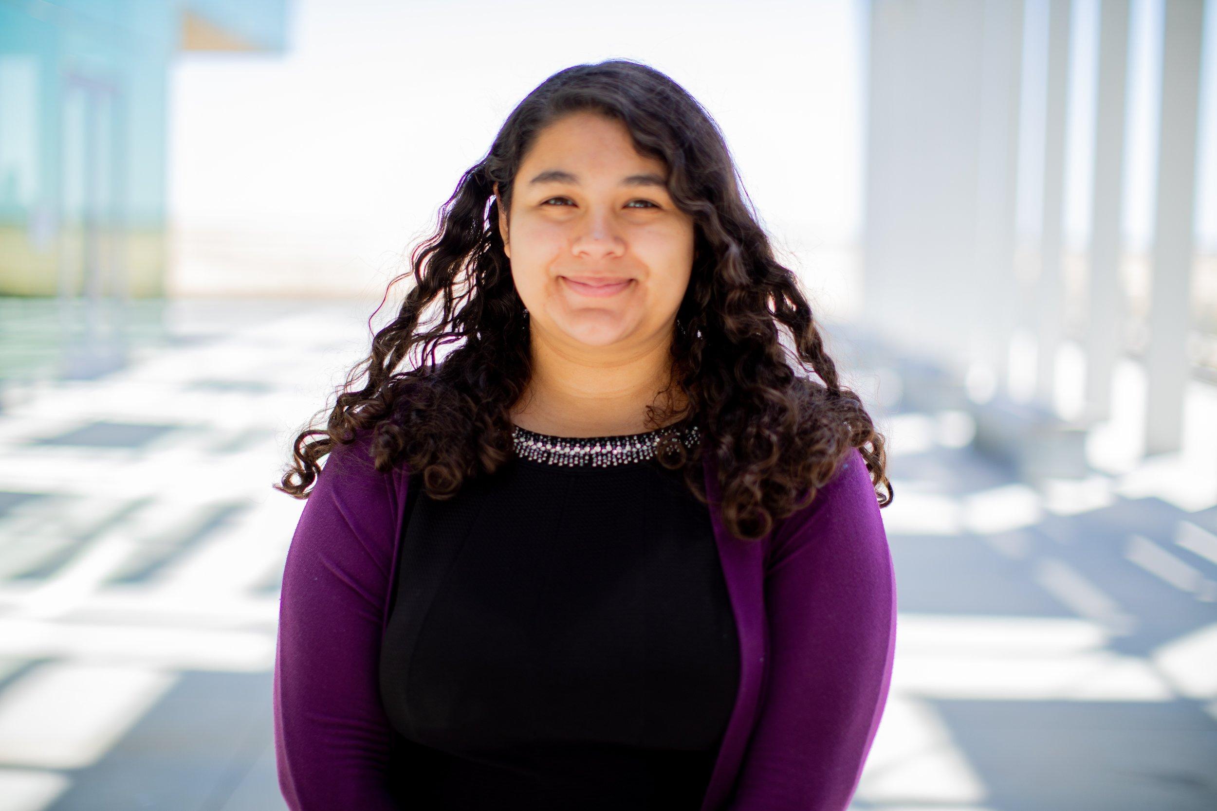 Yaneth Hernandez, Undergraduate Student