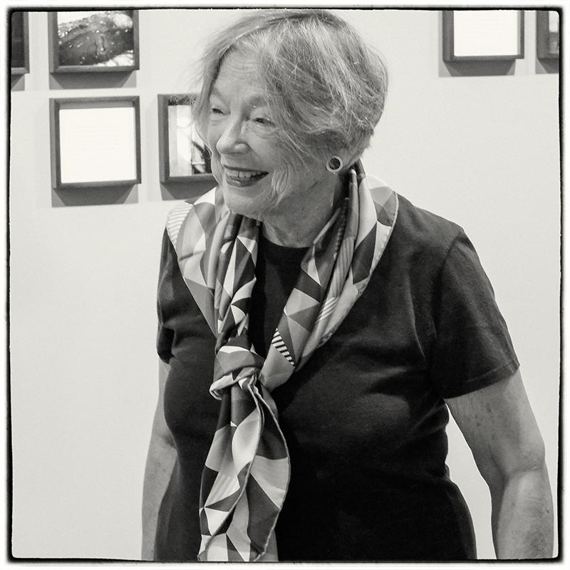 2015 Wendy Watriss, Fotofest Co-Founder