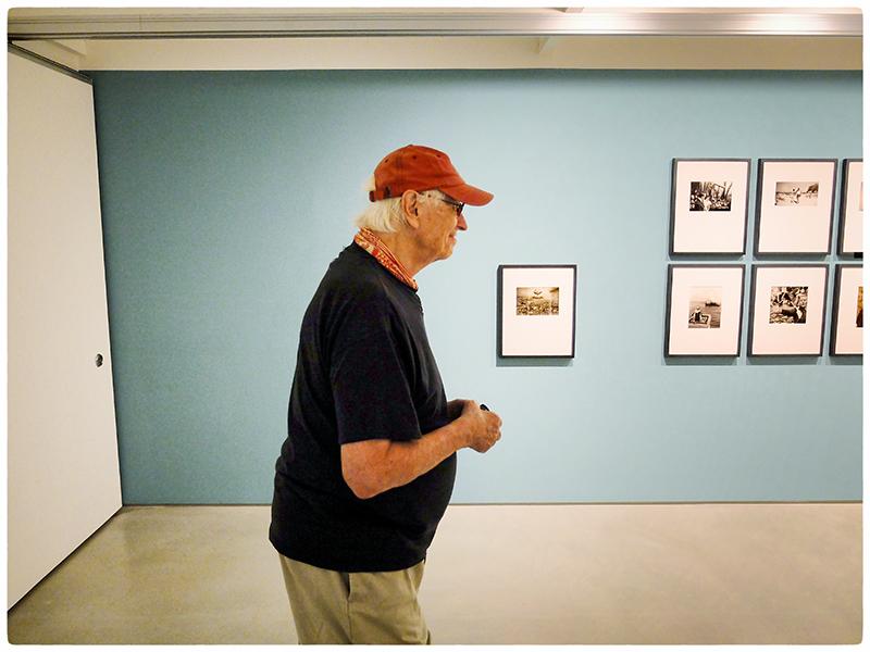 2015 Fred Baldwin, Co-Founder, Fotofest