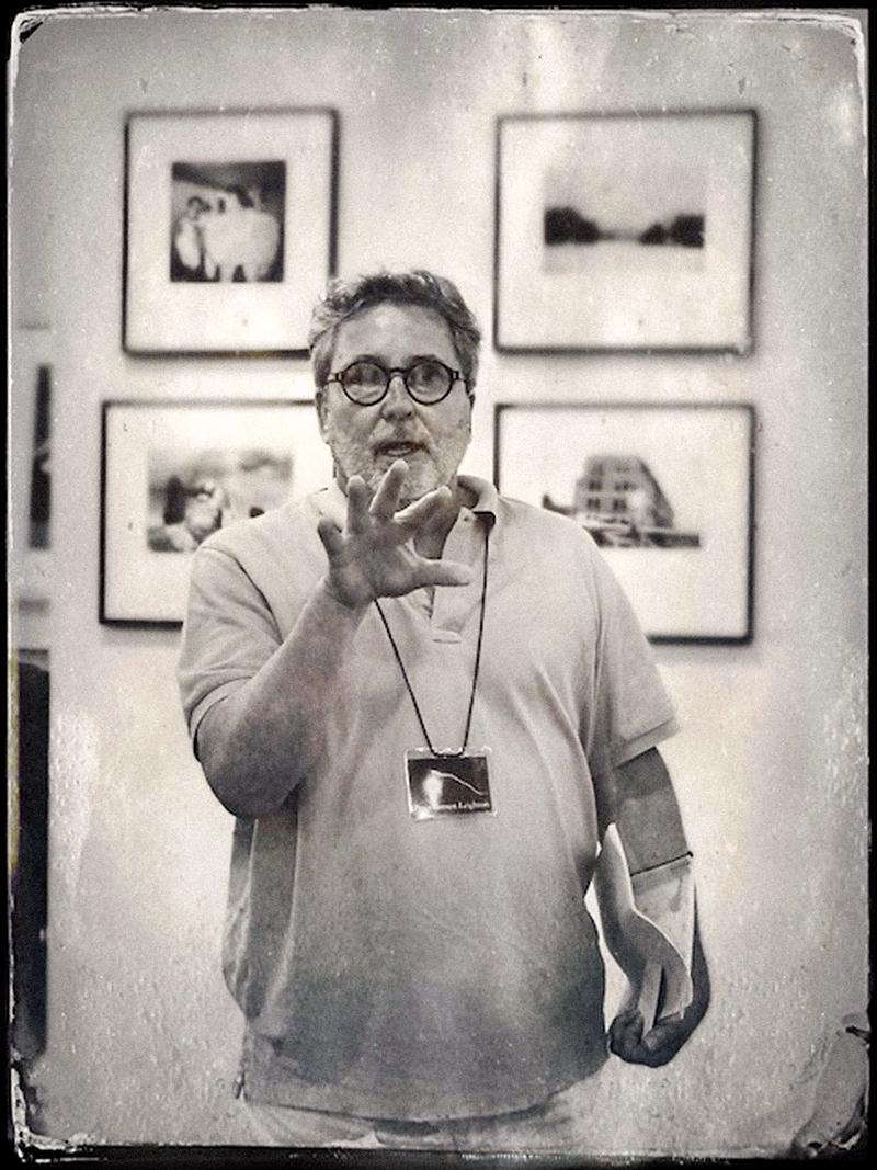 2019 ASmith Gallery, Artist's Talk, Johnson City, TX