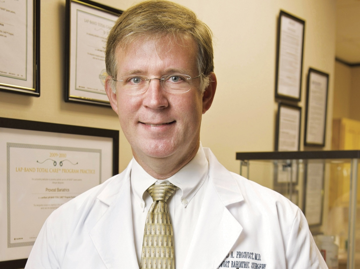 David A. Provost, MD