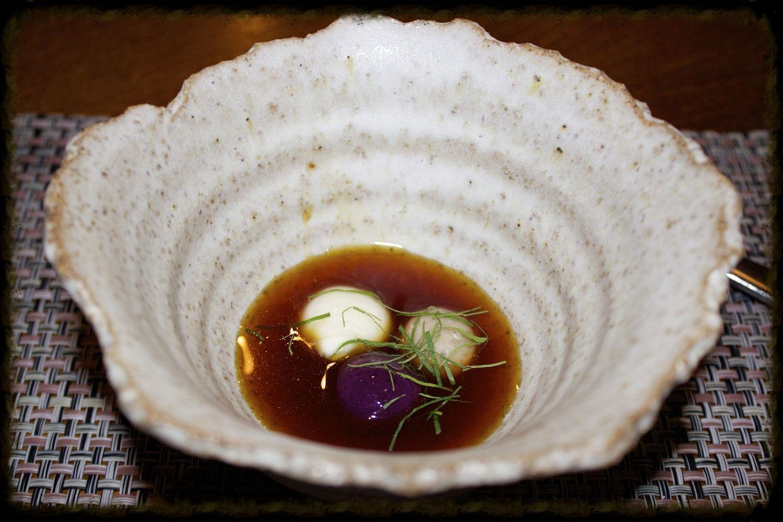 Hot pot - L'Enclume style