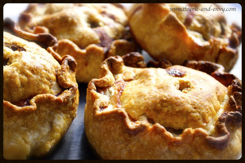 My pork pie efforts...