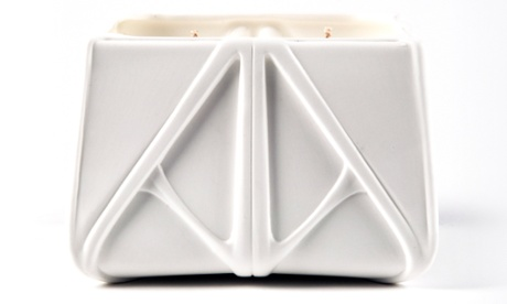 Prime Oriental Scented Candle by Zaha Hadid Design, image courtesy Zaha Hadid Design