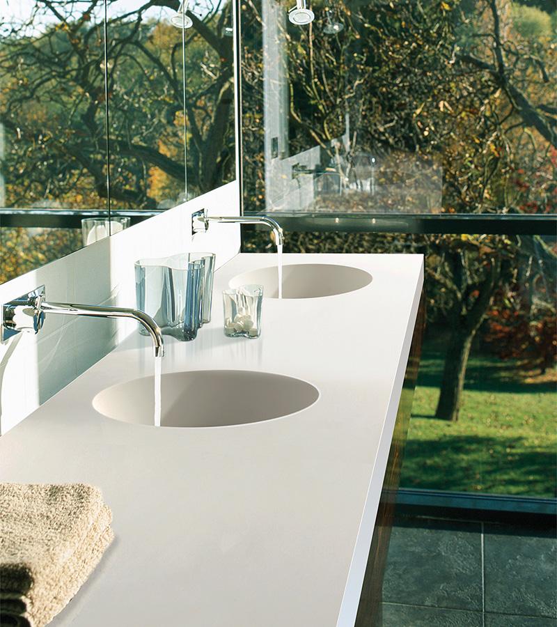 Halo Counter Sink, image courtesy MTI Baths