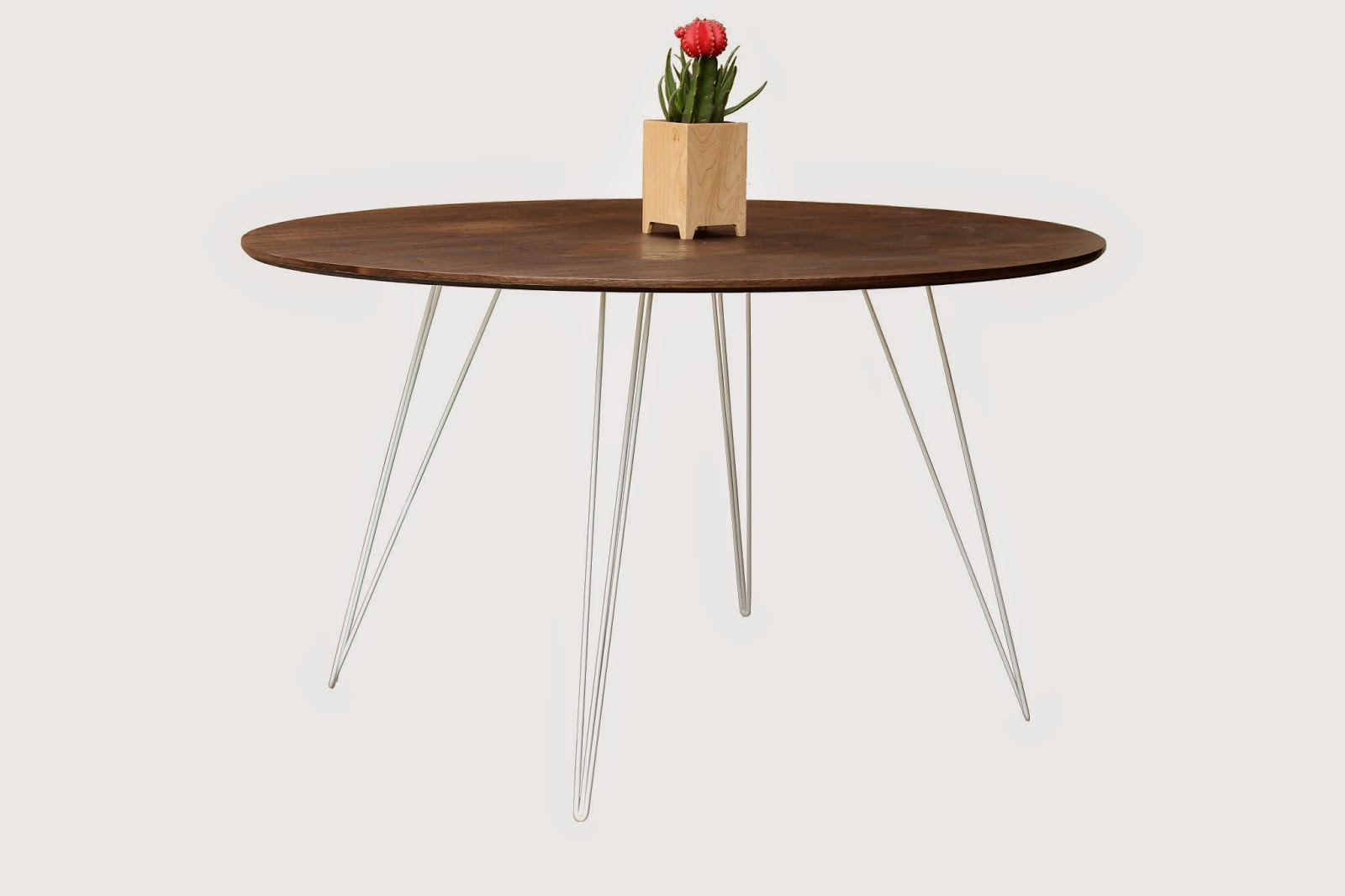 Williams Collection Dining Table, image courtesy Tronk Design