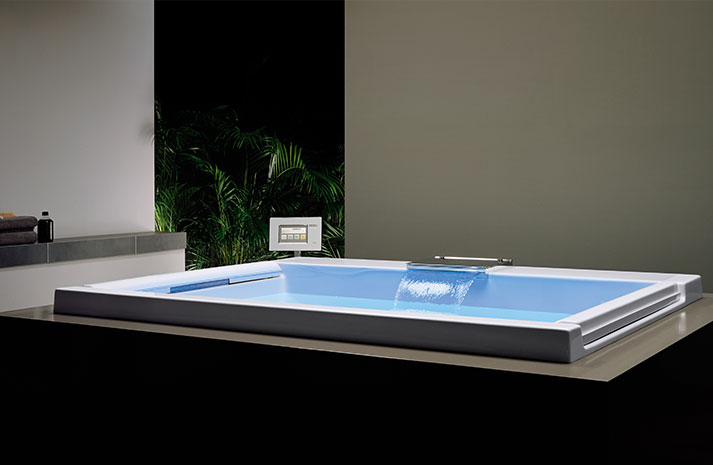 Neorest Airbath from Toto, image courtesy TotoUSA