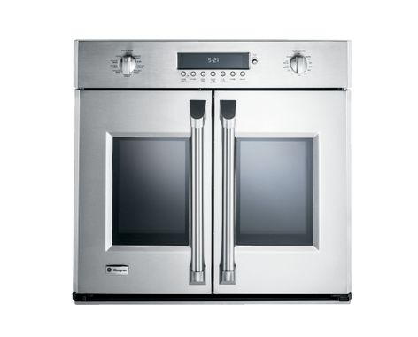 French Door Wall Oven, Courtesy GE