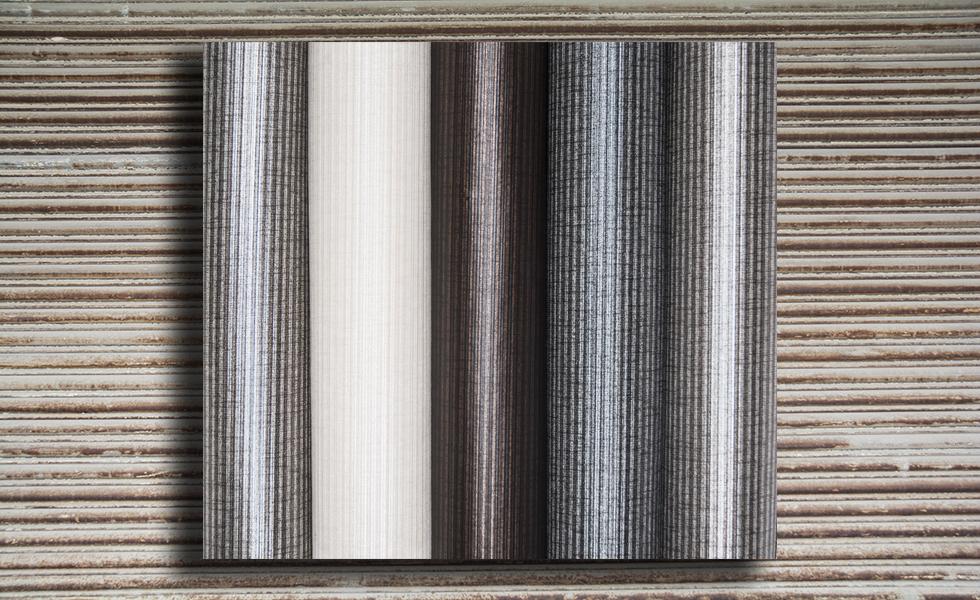 Corrugation Collection, Courtesy Anzea Textiles
