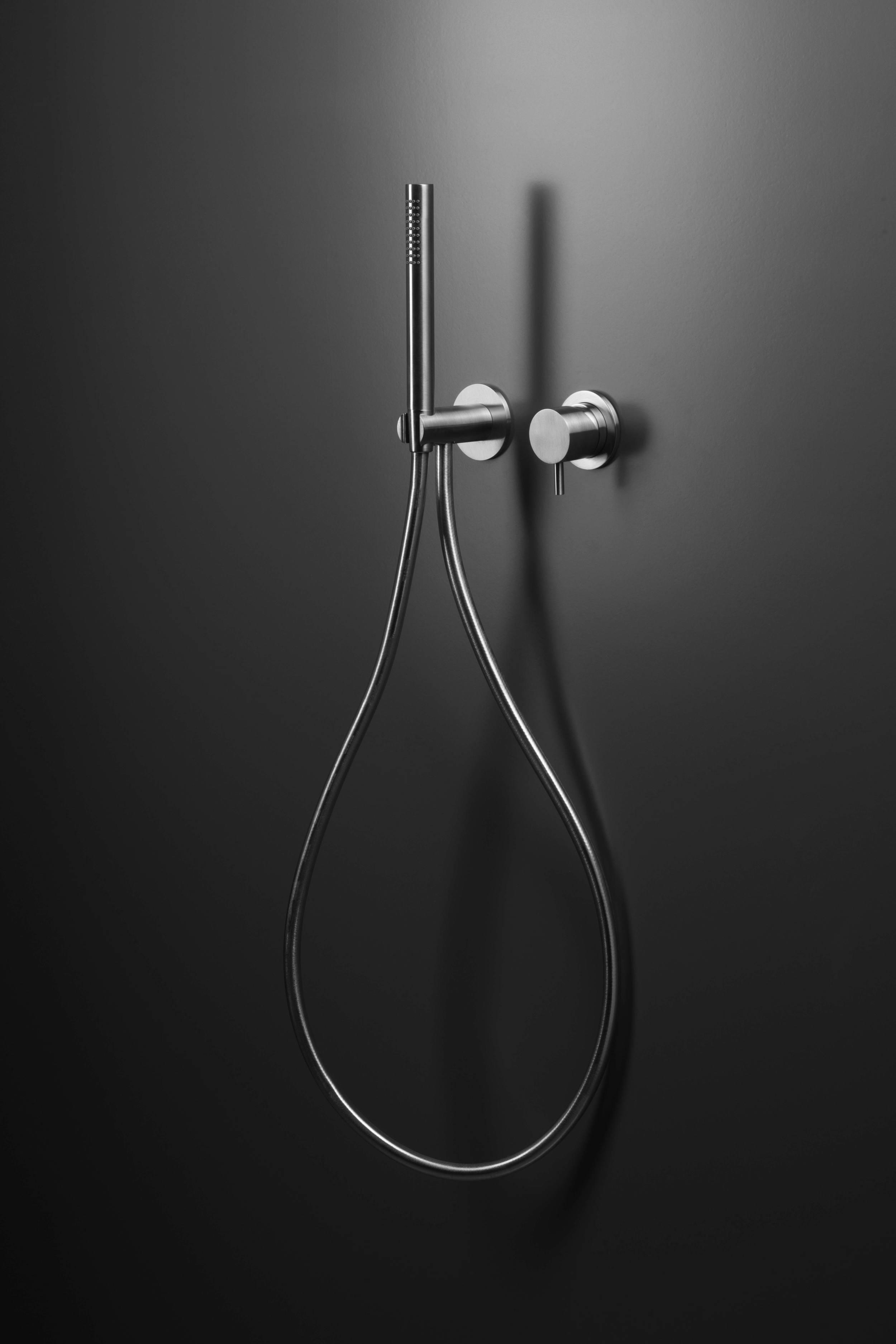 INOX Shower Station, Courtesy Blu Bathworks