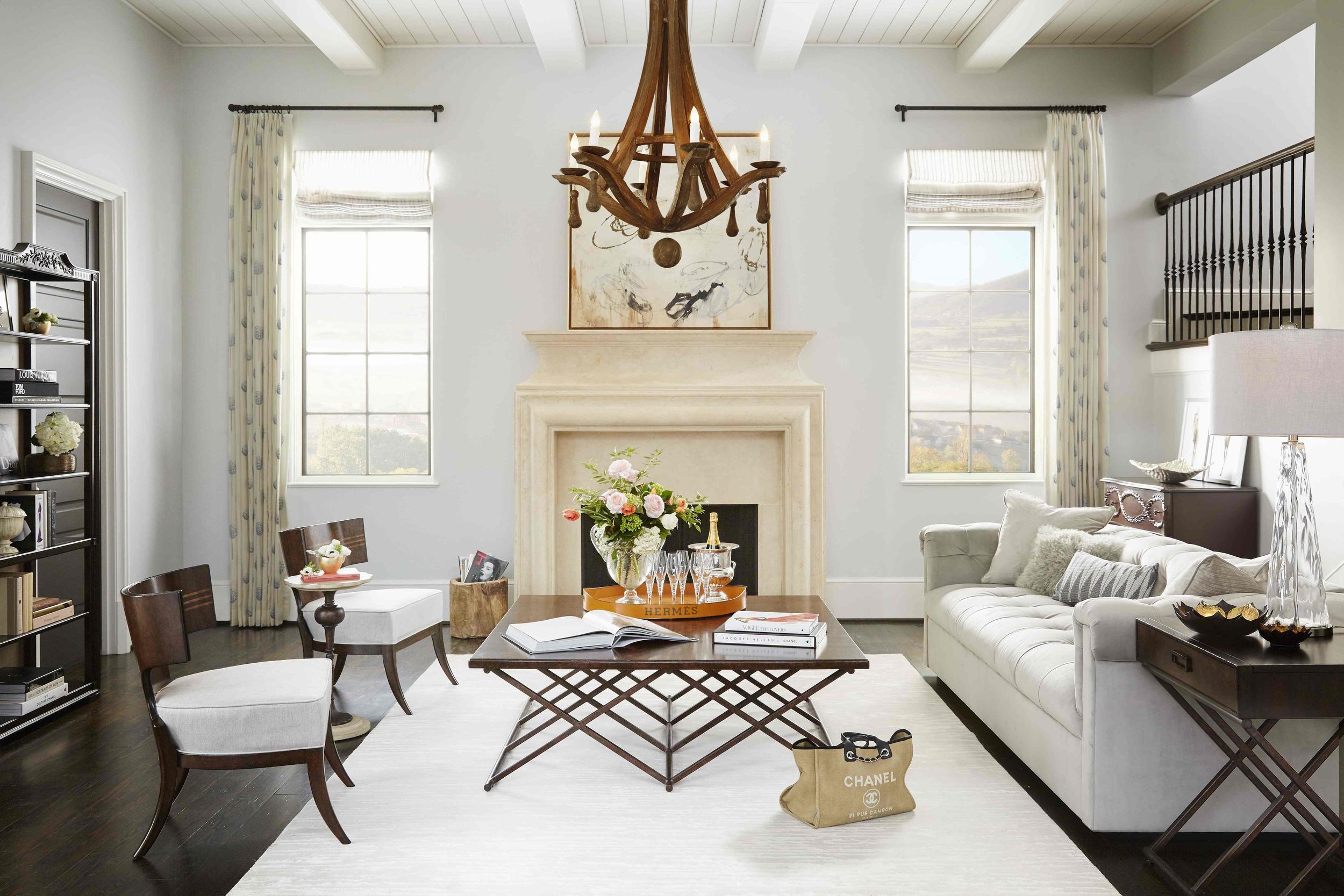 Villa Couture, Courtesy Stanley Furniture