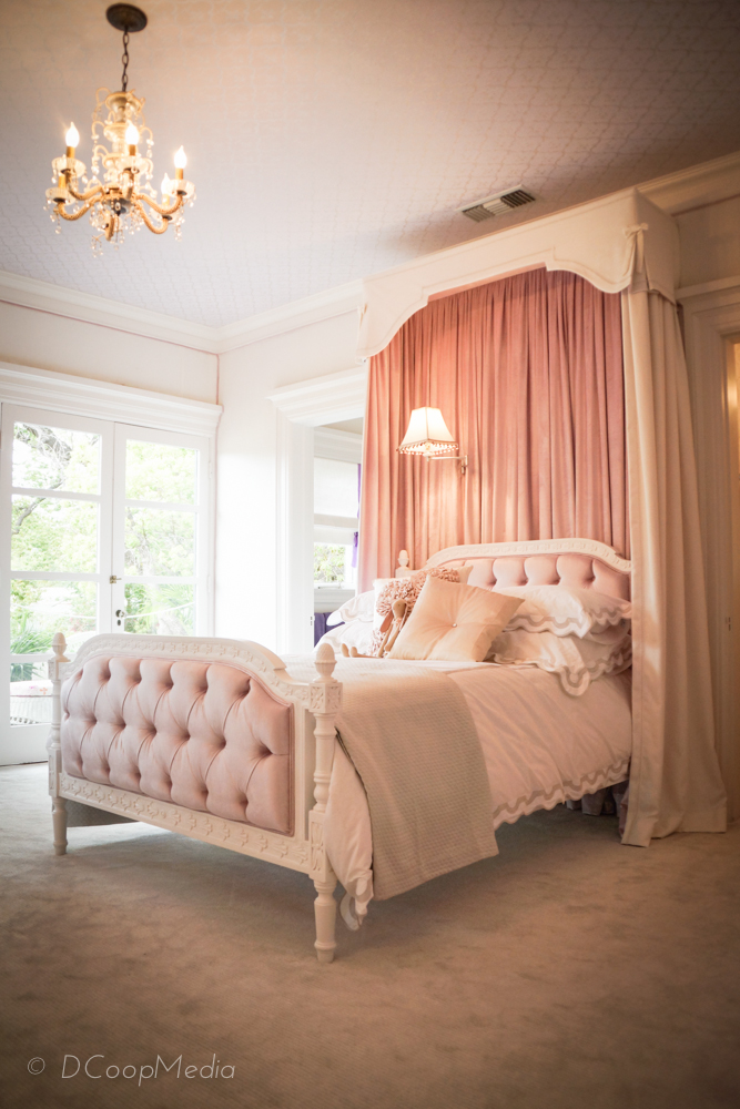 The Young Girl's Suite by AFK Fine Furniture for Children.