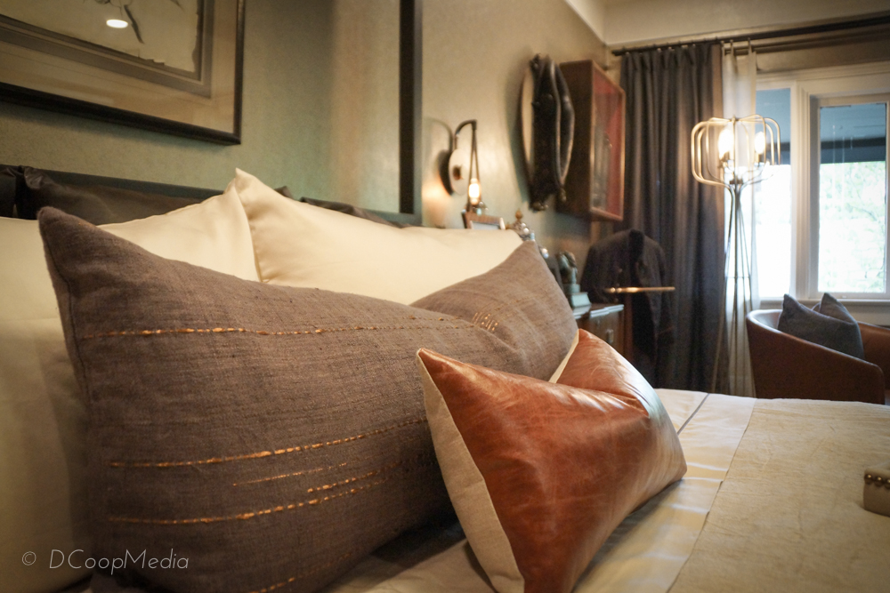 The Carriage house Executive Bedroom by L2 Interiors.