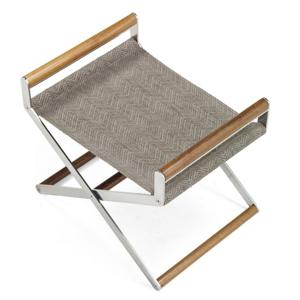 Folding Stool from Link Outdoor | Photo courtesy Link Outdoor