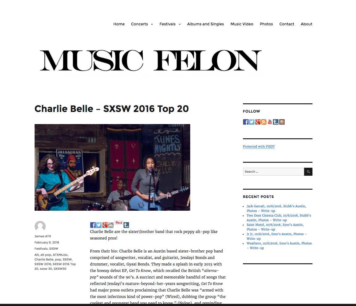 Music Felon