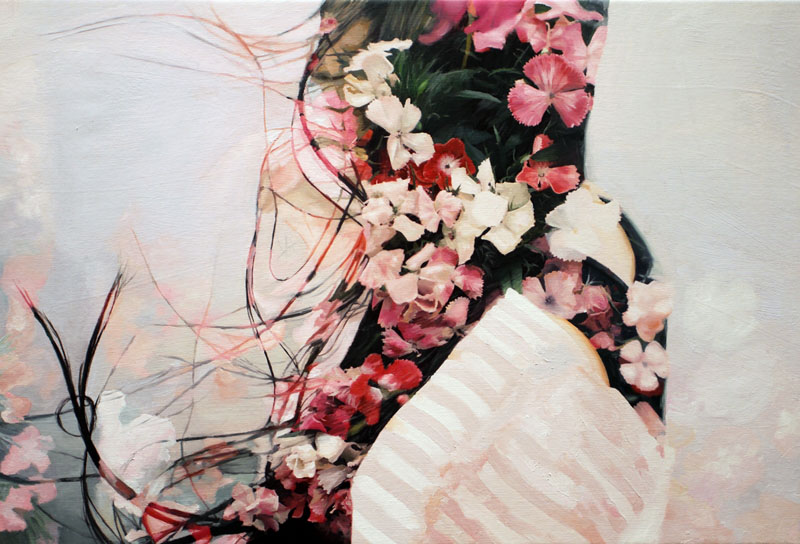 Beeld van Double Exposure Paintings door   Pakayla Rae Biehn