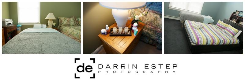 Example room setup