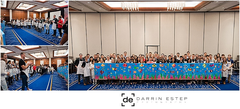 Corporate Team-building - Darrin Estep Photography