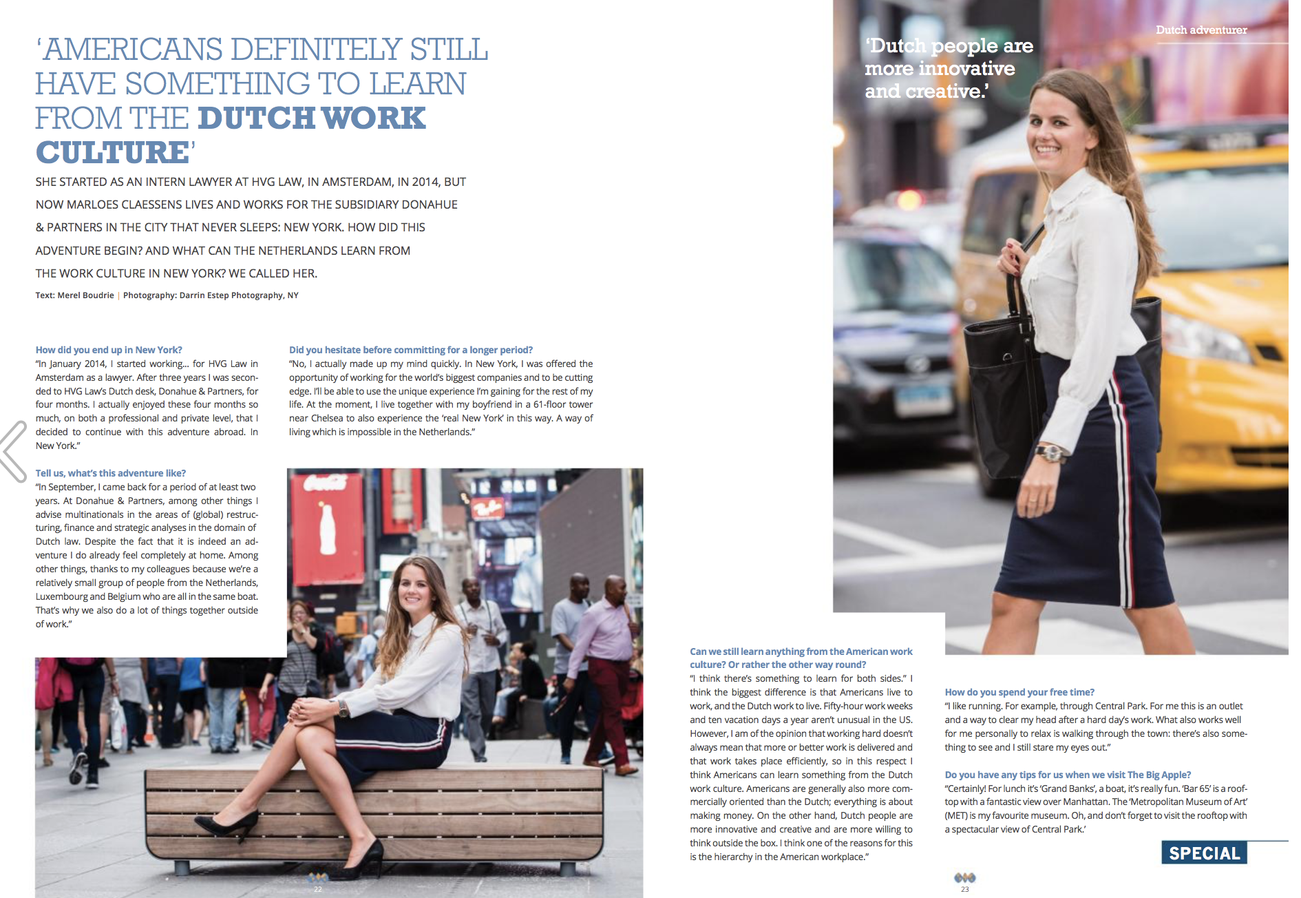 World Trade Center Netherlands Alliance Magazine #6 - Full Article