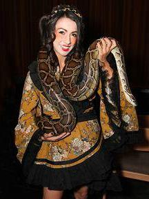 snake handlers
