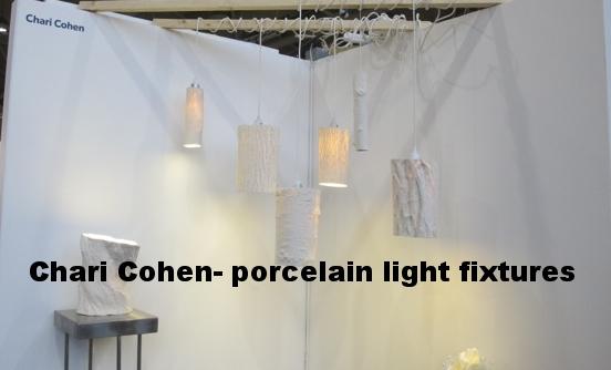 Chari Cohen porcelain