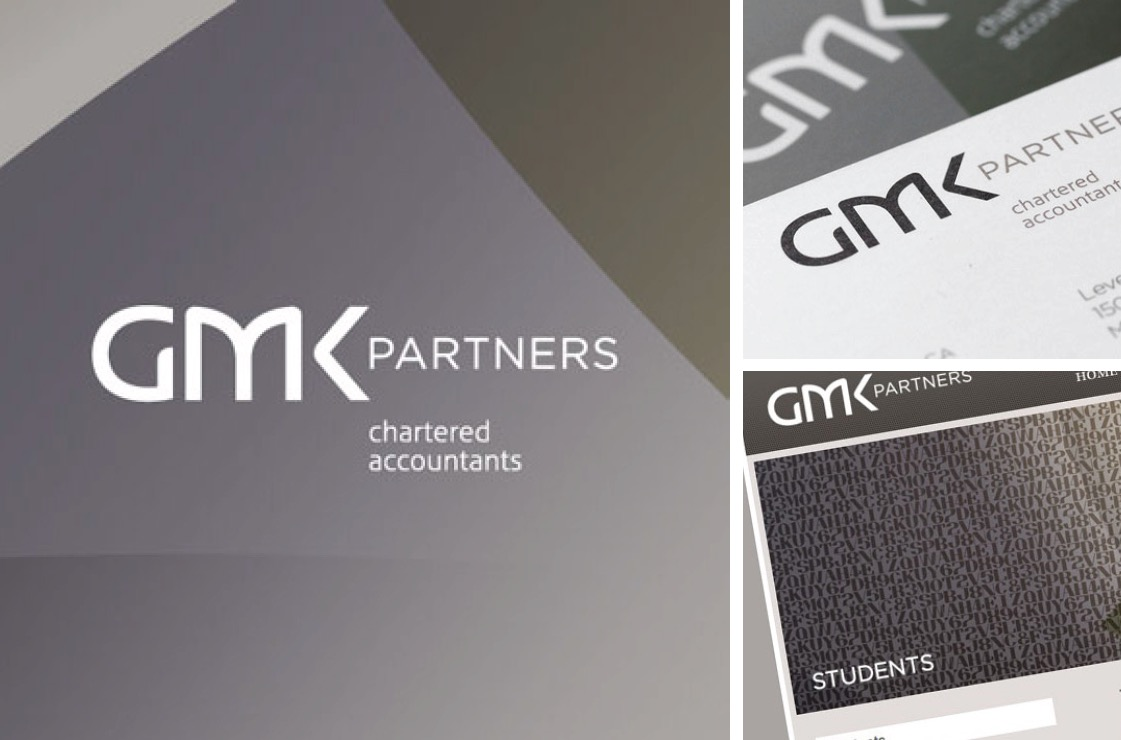 GMK Partners Branding