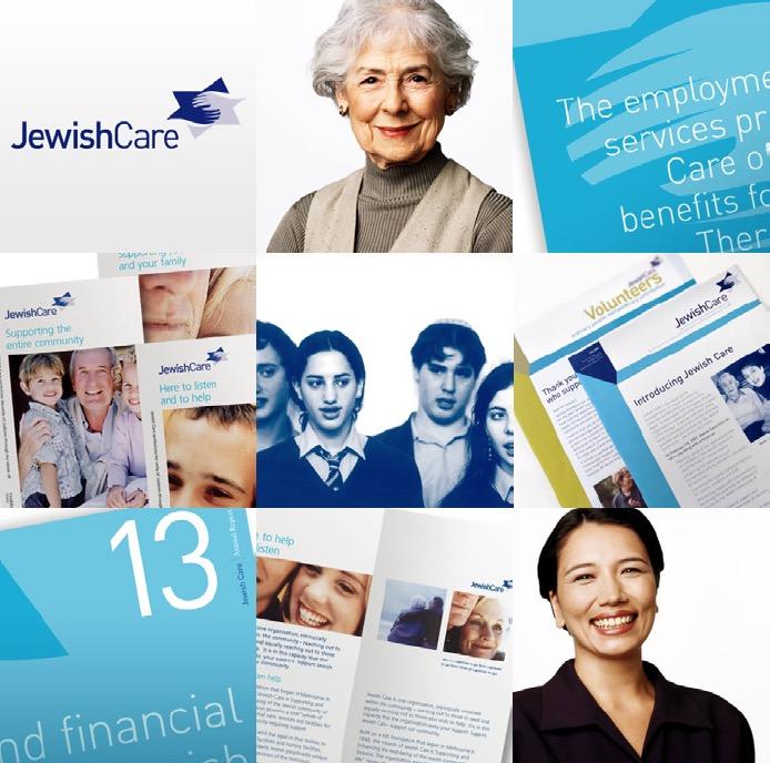 JewishCare Branding