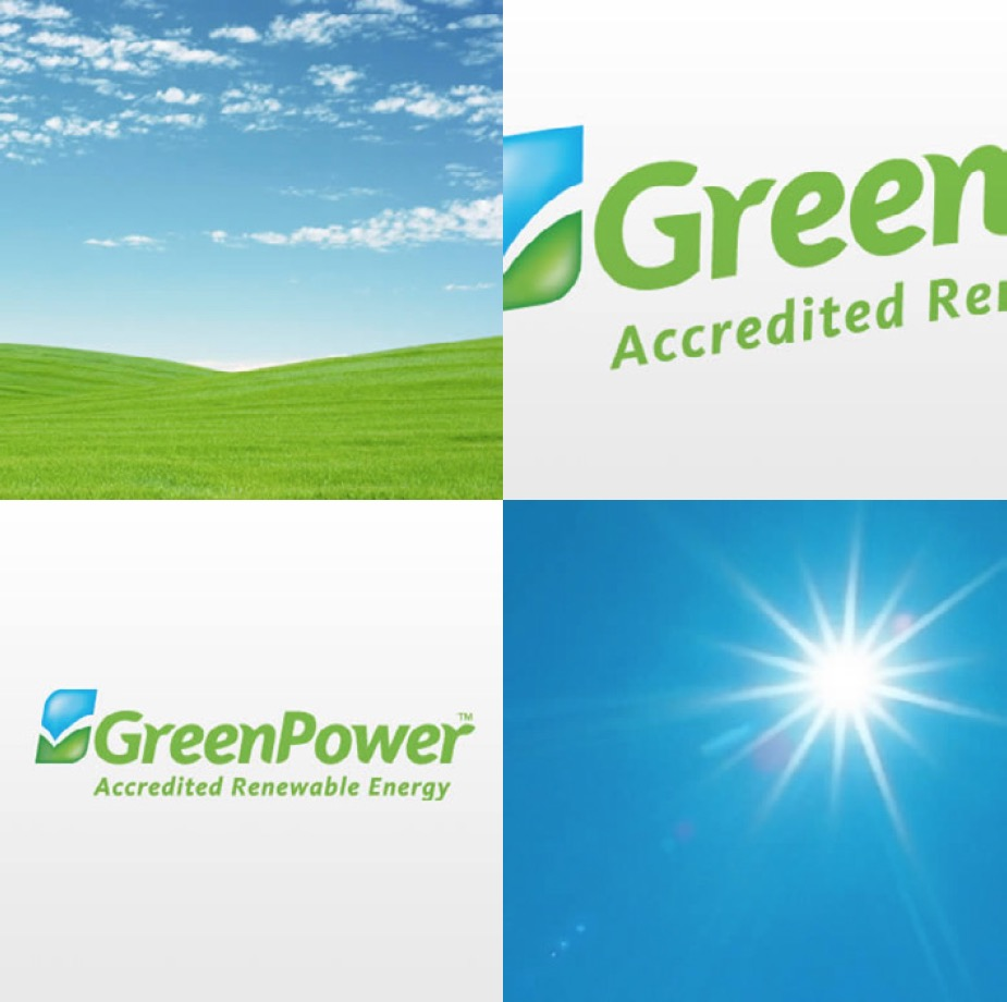 GreenPower Branding