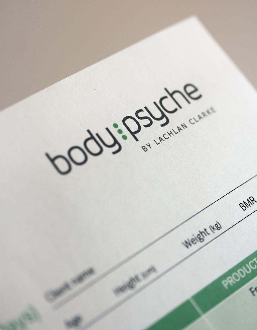Body Psyche Branding