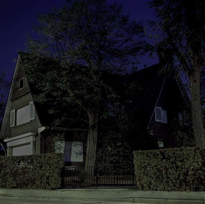 Sleeping Houses 3