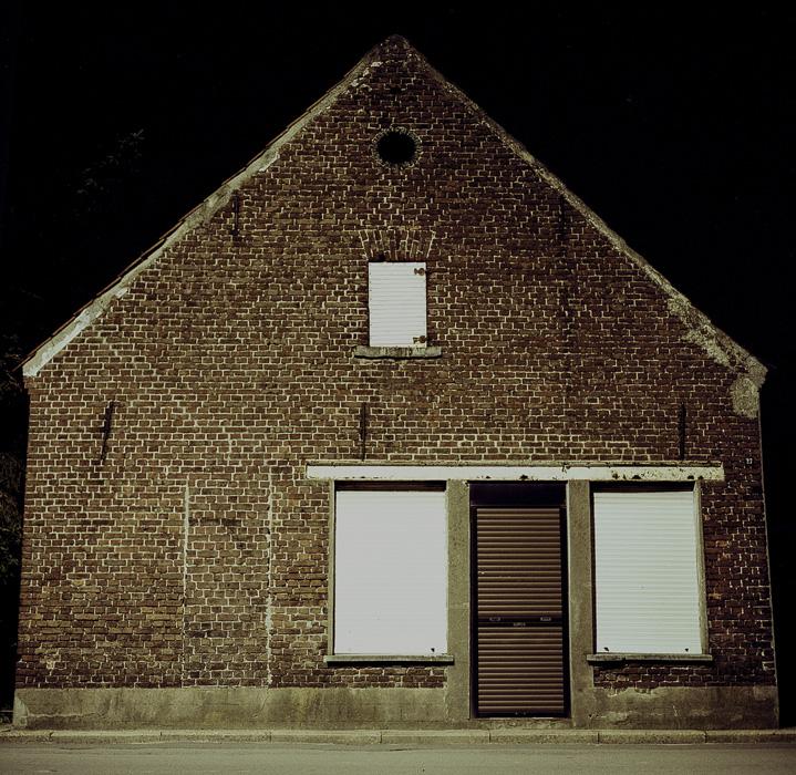 Sleeping Houses 13
