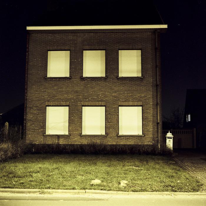 Sleeping Houses 20