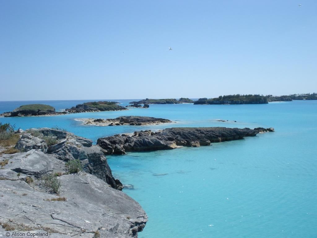 Castle Harbour Islands Nature Neserve
