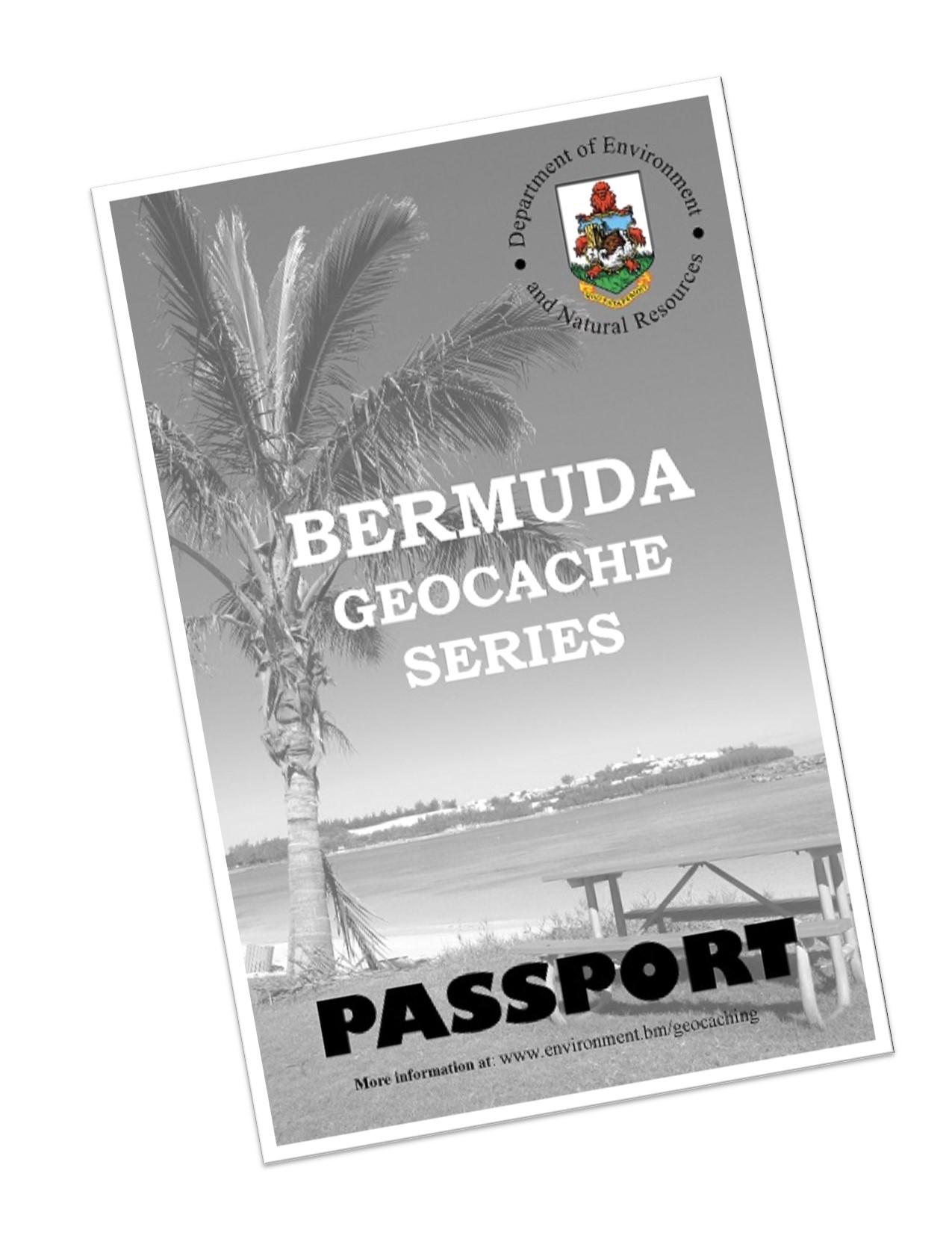 Click to download the Bermuda Geocache Series Passport