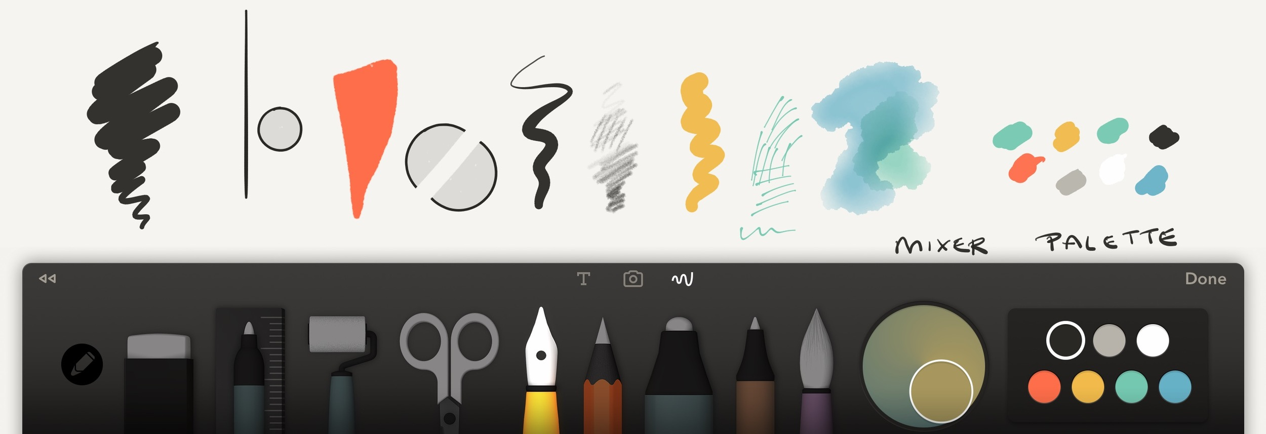 My Top 3 Apps for Sketch Notes, Drawing and Untethered Board