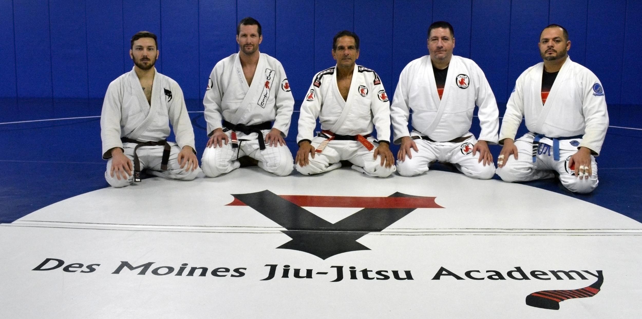Des Moines Jiu-Jitsu Academy