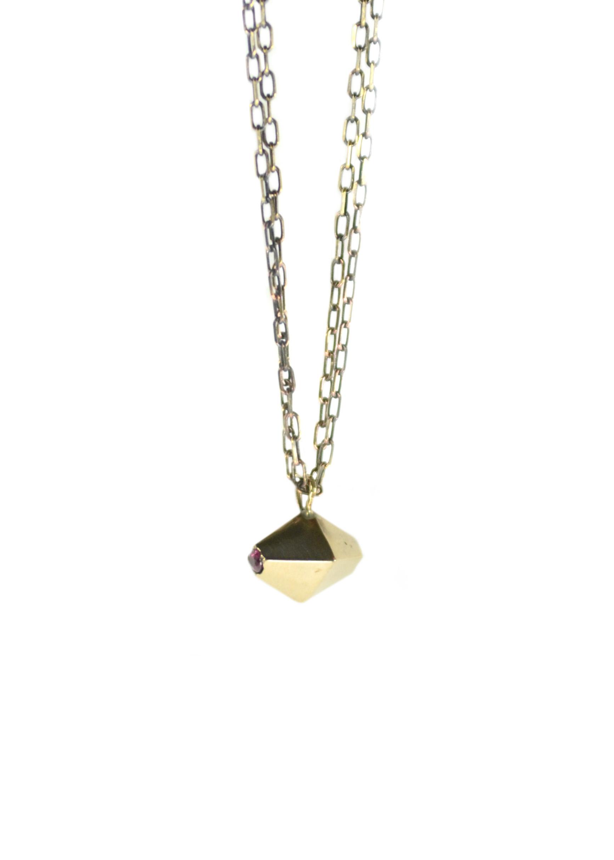 Caldera Duo Necklace