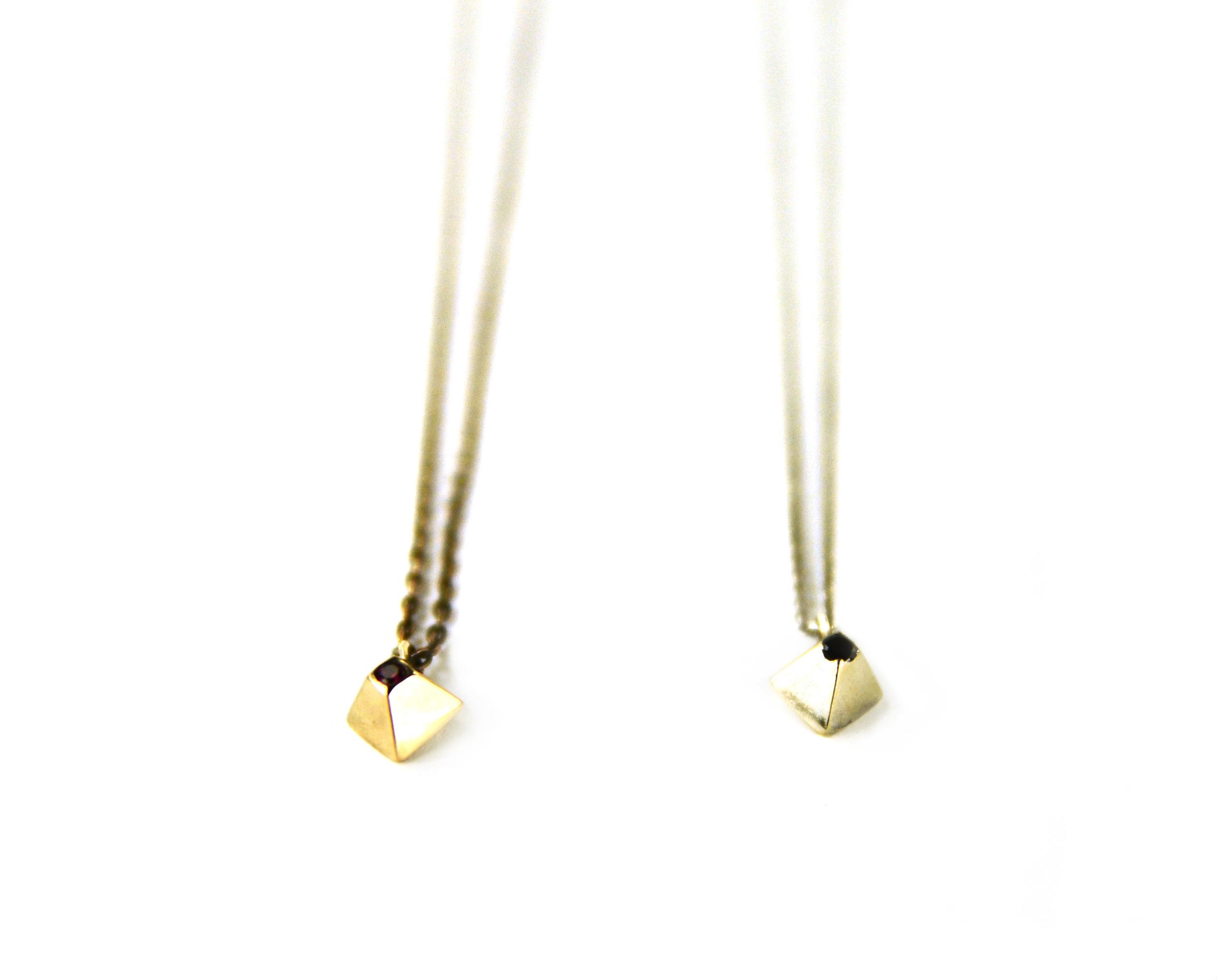 Caldera Solo Necklace