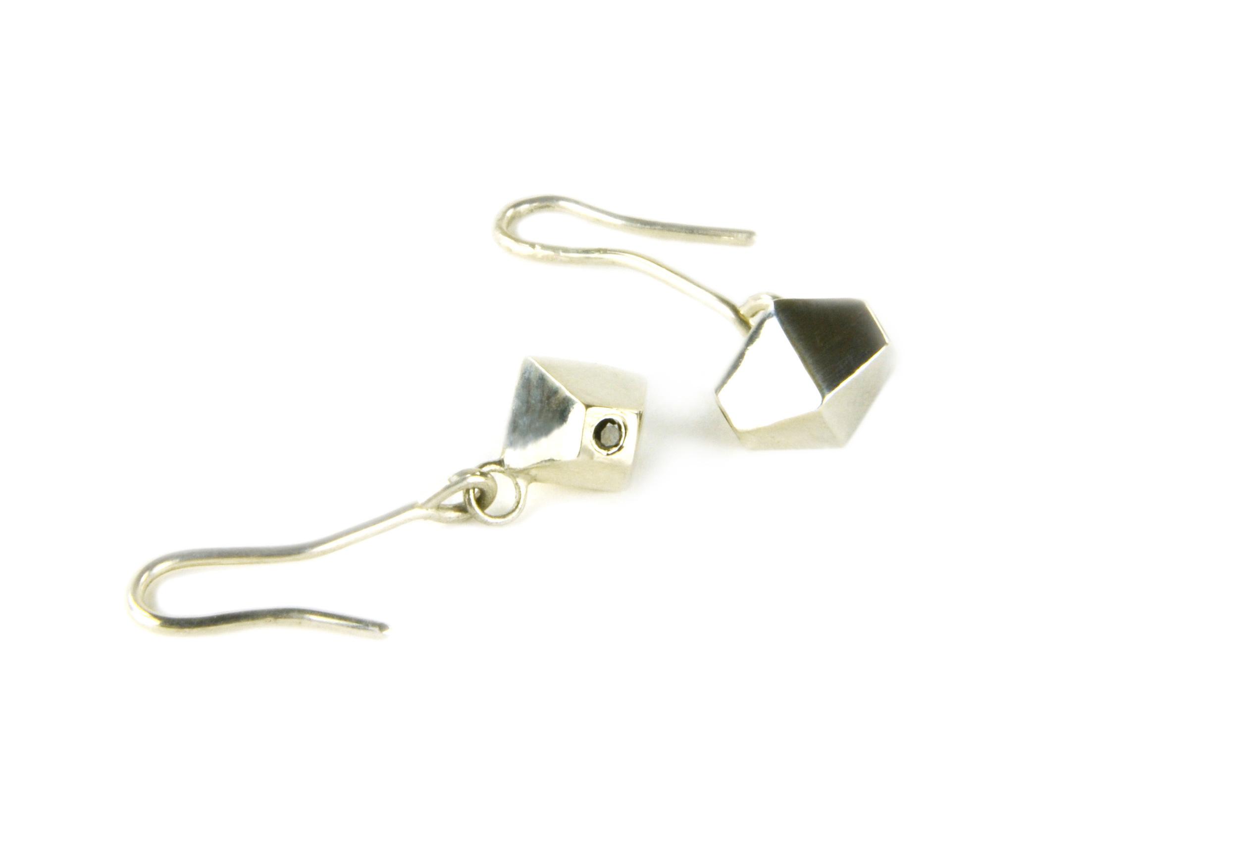 Duo Drop Earrings