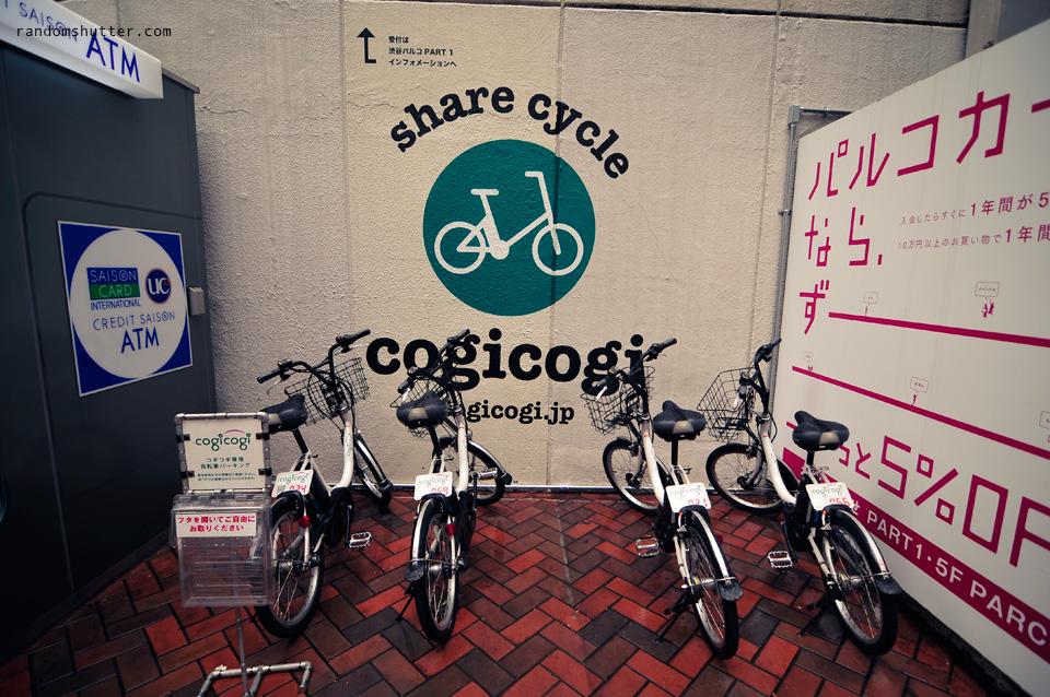 cycle anyone ?