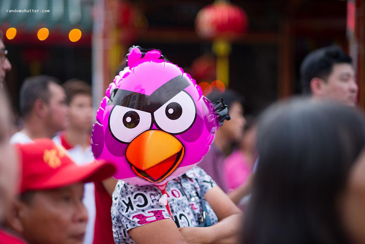 #4 aunty angry bird! >:)