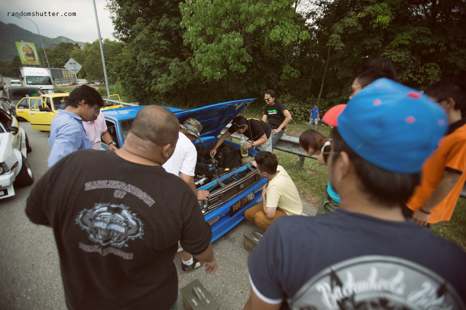 Kean Yap and others trying to revive Amin's Datsun Sunny
