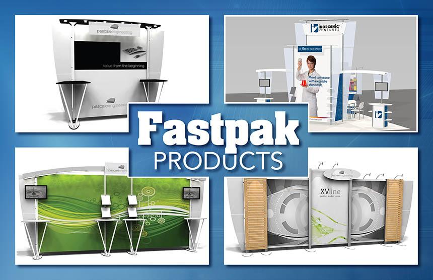 Fastpak Exhibits