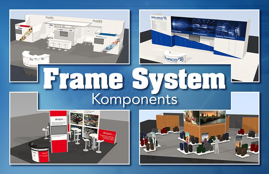 Komponents: Frame System