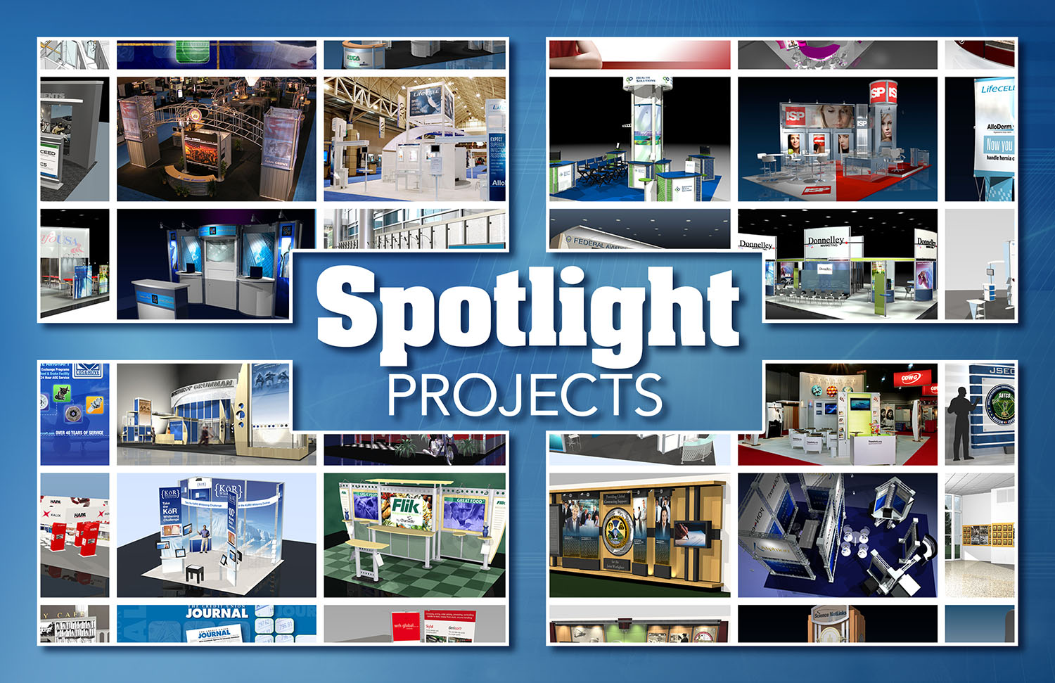 Spotlight Projects
