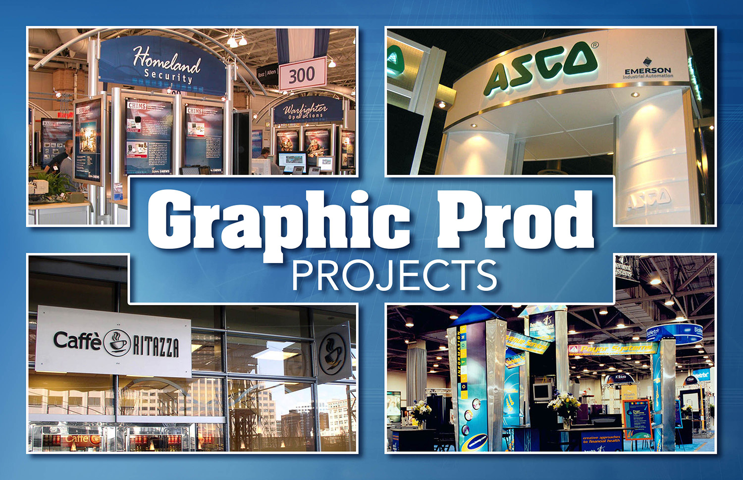 Graphic Production Projects