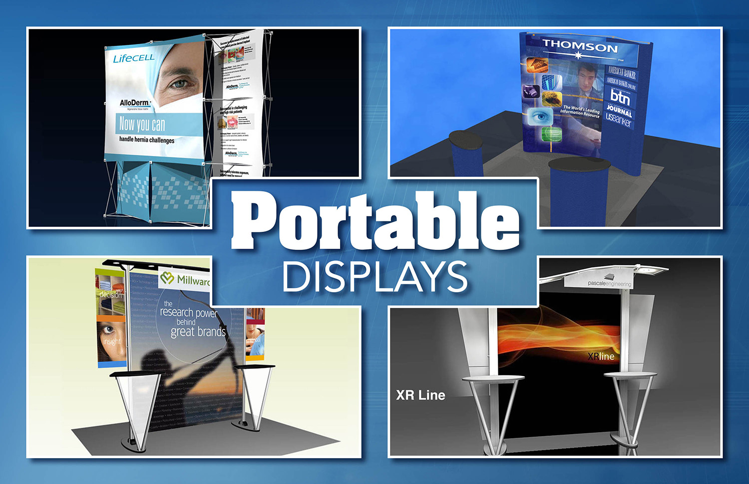 Portable Displays