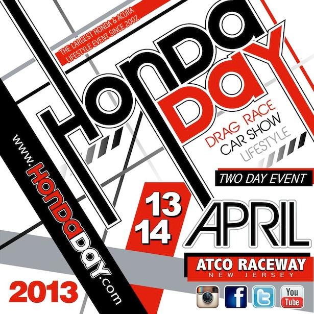 Honda Day 2013